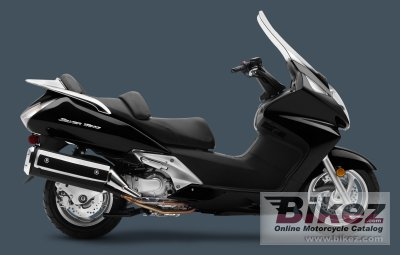 2012 Honda Silver Wing ABS photo