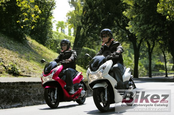 2012 Honda PCX photo