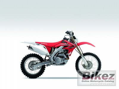 2012 Honda CRF450X photo