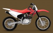 2012 Honda CRF150F photo