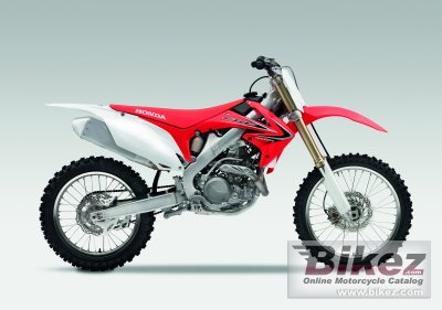 2012 Honda CRF450R photo