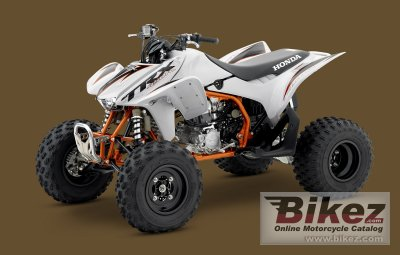 2012 Honda TRX450R photo