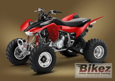 2012 Honda TRX400X photo