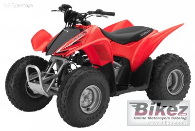 2012 Honda TRX90X photo