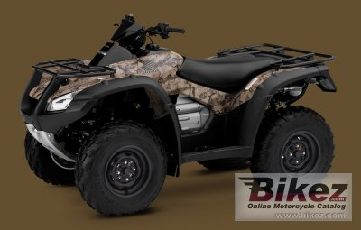 2012 Honda FourTrax Rincon photo