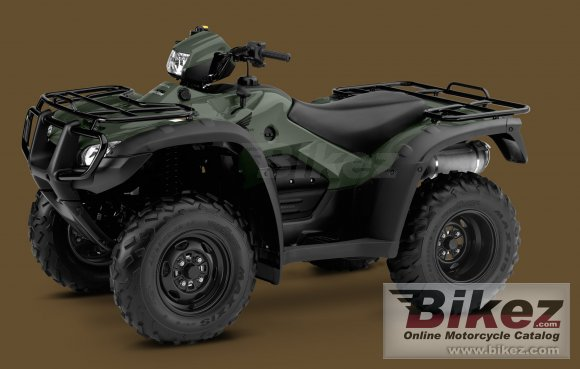 2012 Honda FourTrax Foreman Rubicon