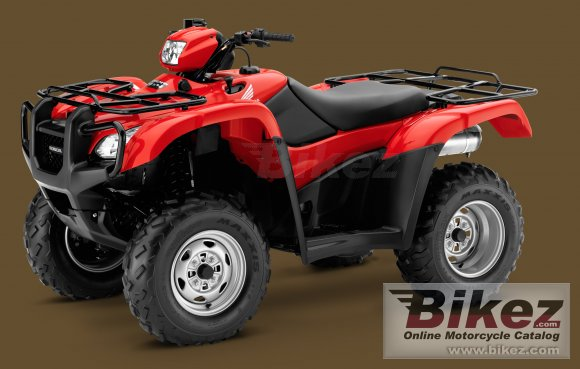 2012 Honda FourTrax Foreman 4x4 photo