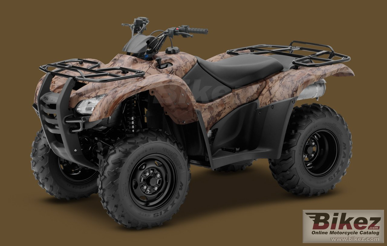 Honda FourTrax Rancher 4x4