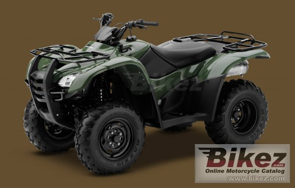 2012 Honda FourTrax Rancher 4x4 photo