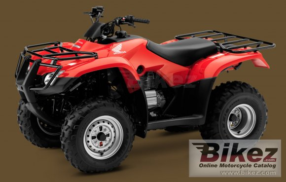 2012 Honda FourTrax Recon