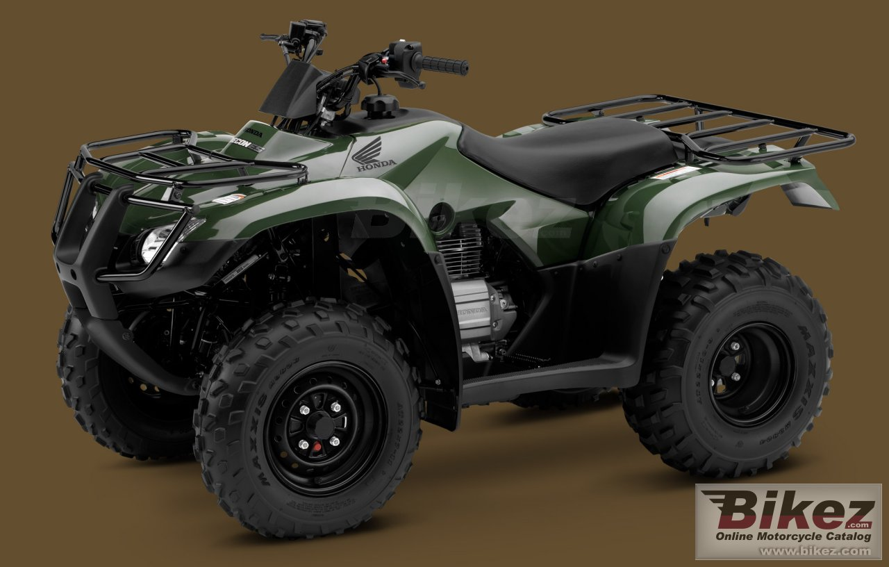 Honda fourtrax recon es
