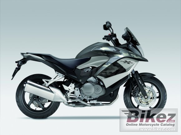 2012 Honda Crossrunner photo