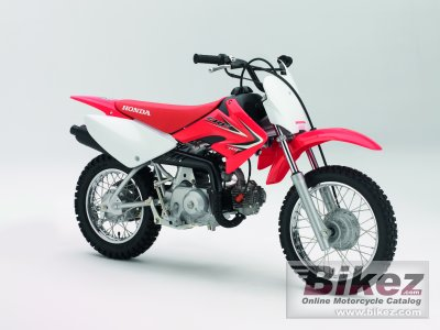 2012 Honda CRF70F photo