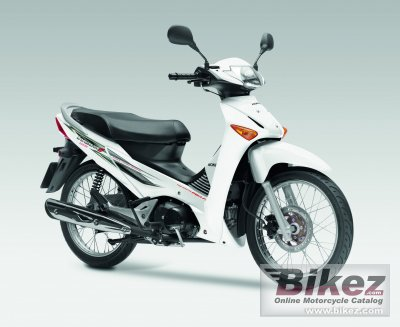 2012 Honda ANF125i Innova photo