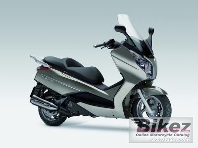 2012 Honda S-Wing 125 photo