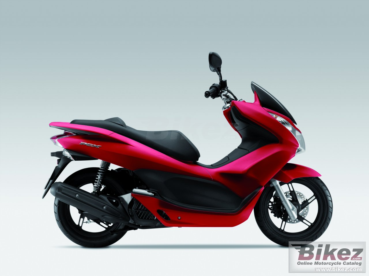 Big Honda pcx 125 picture and wallpaper from Bikez.com