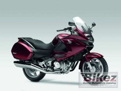 2012 Honda NT700VA Deauville photo
