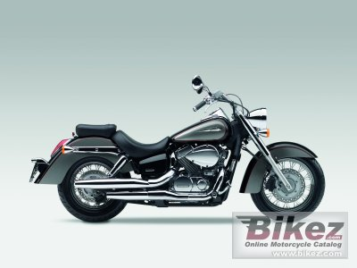 2012 Honda VT750C Shadow photo