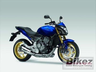 2012 Honda CB600F Hornet