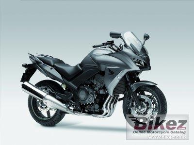 2012 Honda CBF1000