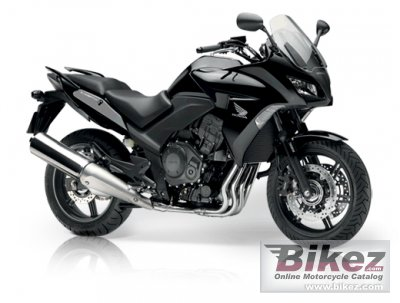 2012 Honda CBF1000F