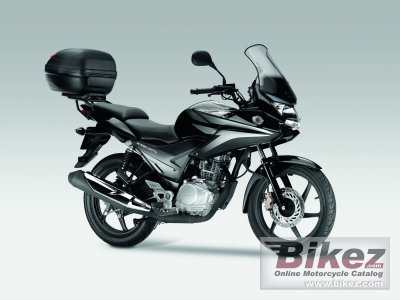 2012 honda cbf125 specifications and pictures. Black Bedroom Furniture Sets. Home Design Ideas