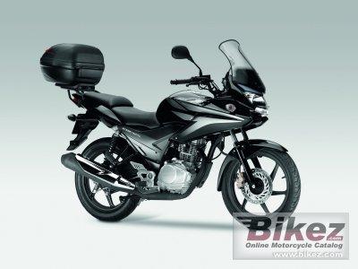 2012 Honda CBF125