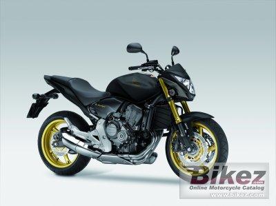 2012 Honda CBF600F