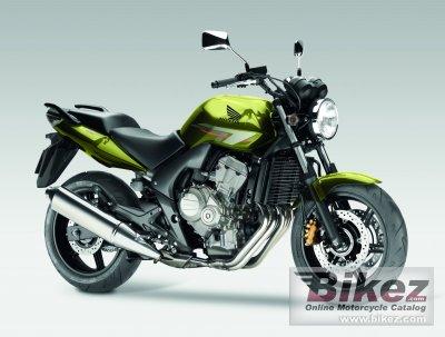2012 Honda CBF600N