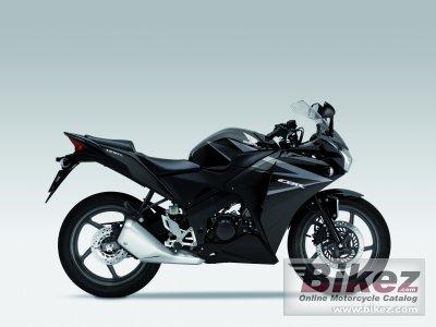 2012 Honda CBR125R