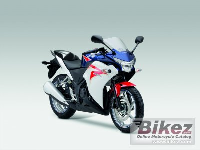 2012 Honda CBR250R specifications and pictures