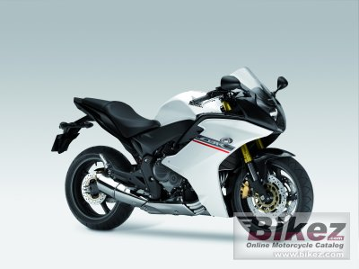 2012 Honda Cbr600f Specifications And Pictures