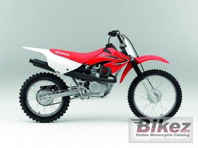2012 Honda CRF100F
