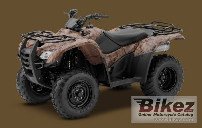 2012 Honda FourTrax Rancher 4x4