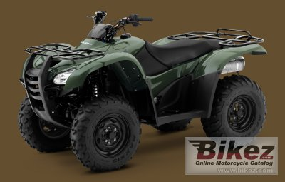 2012 Honda FourTrax Rancher ES