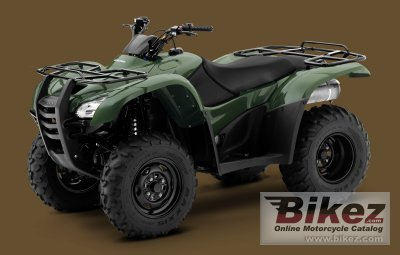 2012 Honda FourTrax Rancher