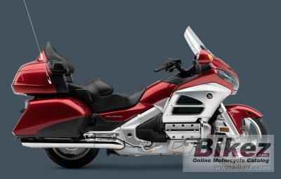 2012 Honda GL1800 Gold Wing