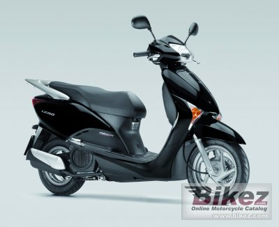 2012 honda lead 110 specifications and pictures. Black Bedroom Furniture Sets. Home Design Ideas