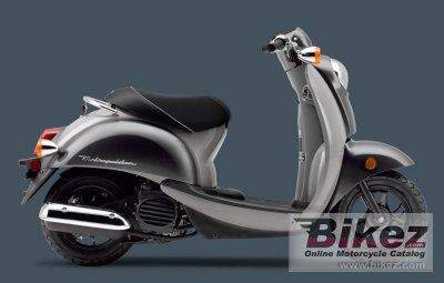 2012 Honda Metropolitan