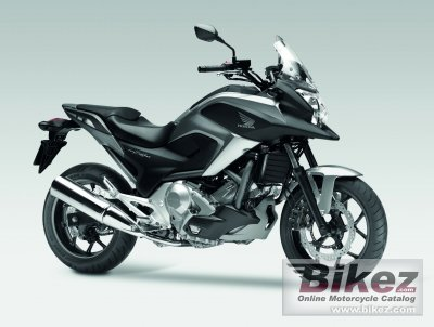 2012 Honda NC700X specifications and pictures