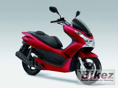 2012 Honda Pcx 125 Specifications And Pictures