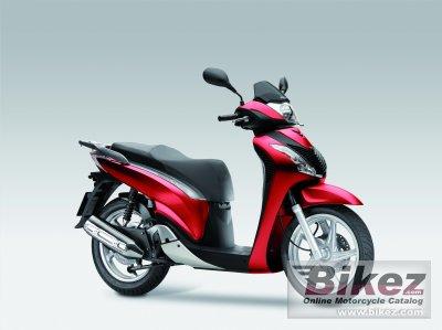 2012 Honda SH125i
