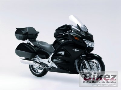 2012 honda st1300 pan european specifications and pictures. Black Bedroom Furniture Sets. Home Design Ideas