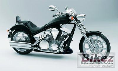2012 Honda VT1300CX