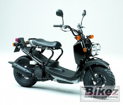 2012 honda zoomer specifications and pictures