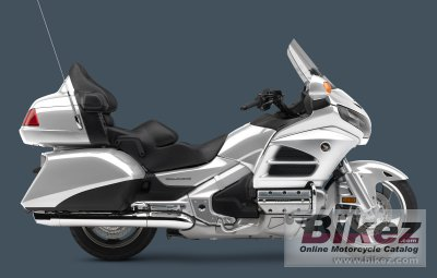 2013 Honda Gold Wing Audio Comfort photo
