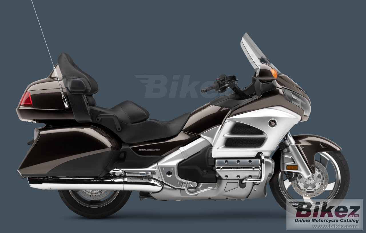 Honda gold wing audio comfort