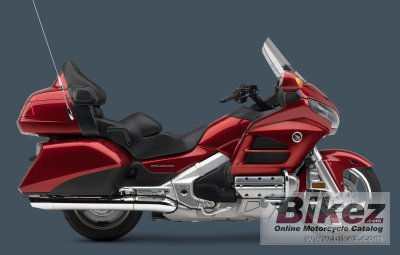 2013 Honda Gold Wing Audio Comfort Navi XM photo