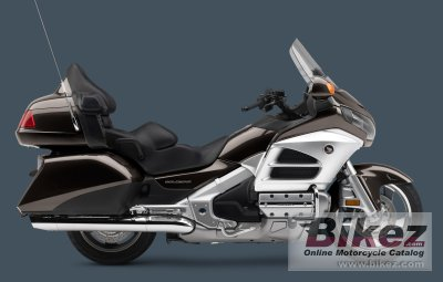 2013 Honda Gold Wing Audio Comfort Navi XM ABS photo