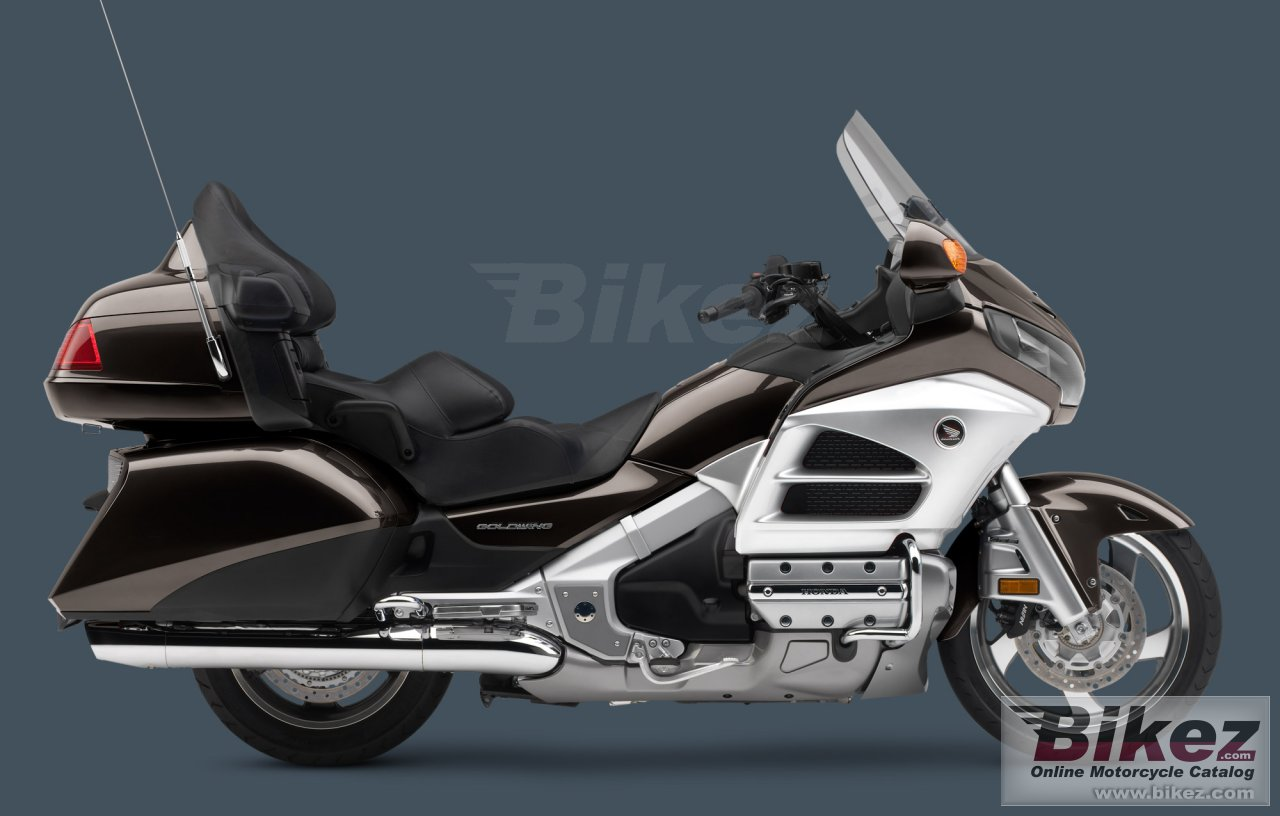 Honda Gold Wing Audio Comfort Navi XM ABS